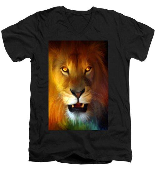 Promised Return Men's V-Neck T-Shirt