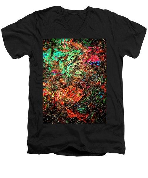 Pure Bliss Men's V-Neck T-Shirt