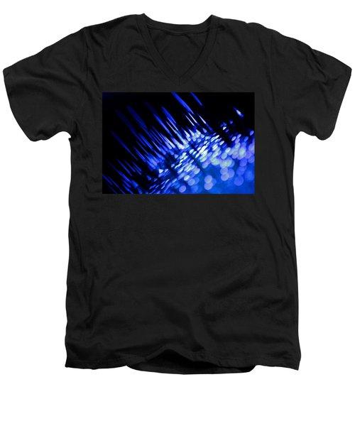 Purple Rain Men's V-Neck T-Shirt