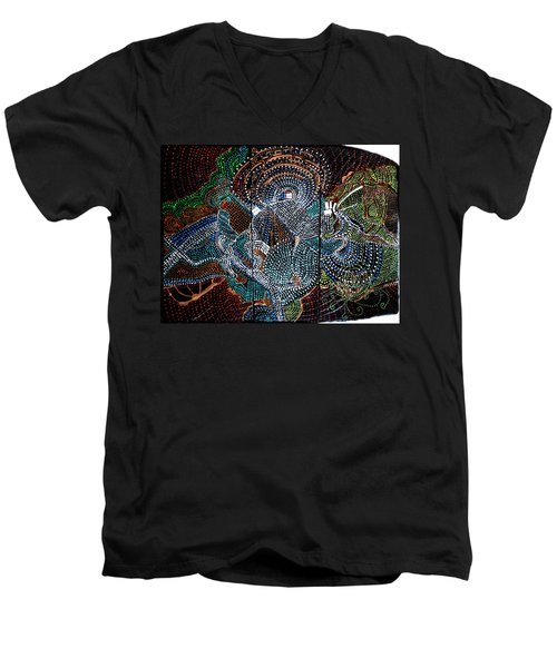 Radiohead Men's V-Neck T-Shirt