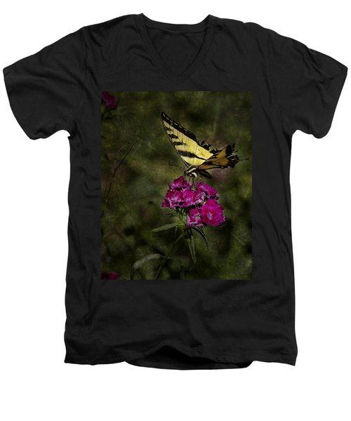 Ragged Wings Men's V-Neck T-Shirt