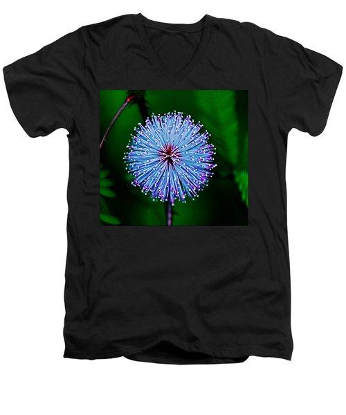 Rainforest Flower Men's V-Neck T-Shirt