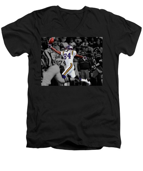 Randy Moss Men's V-Neck T-Shirt