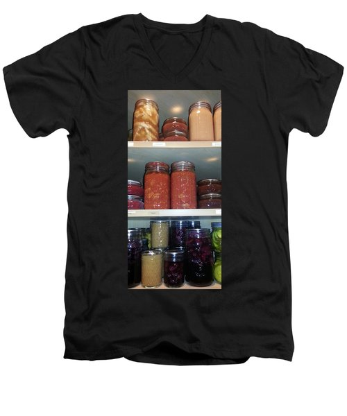 Ready For Winter Men's V-Neck T-Shirt