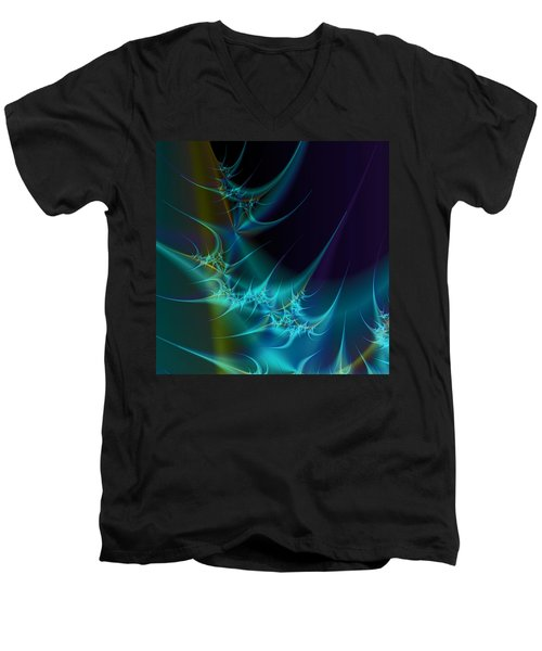 Receptors Men's V-Neck T-Shirt