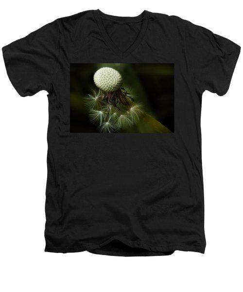 Life Is Short Men's V-Neck T-Shirt by Michael Eingle
