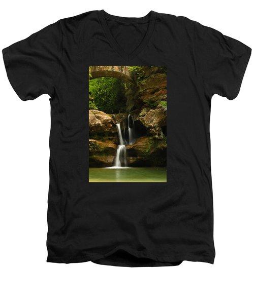 Resplendent Men's V-Neck T-Shirt