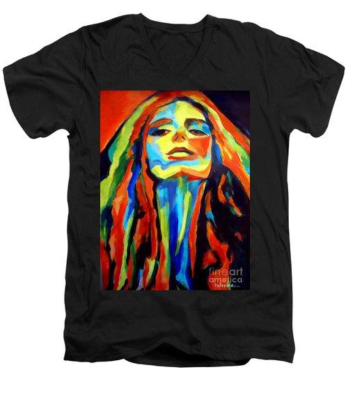 Revelations Men's V-Neck T-Shirt