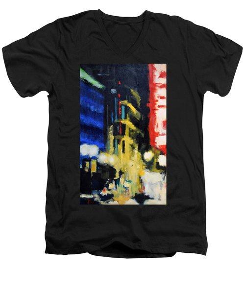Revisionist History Men's V-Neck T-Shirt