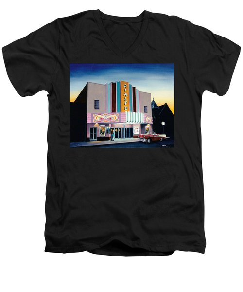 Rialto Men's V-Neck T-Shirt