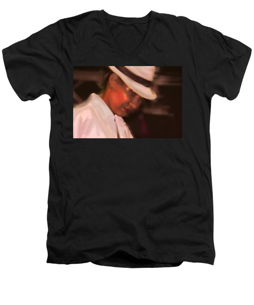 Rio Dream Dancer V  Men's V-Neck T-Shirt