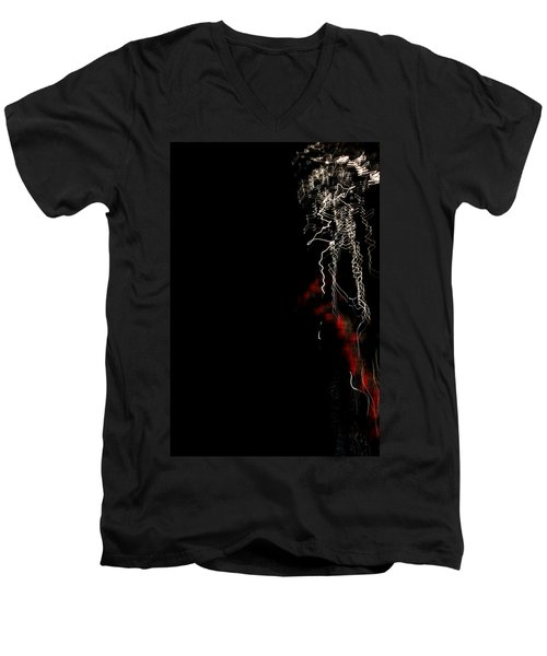 Road Kill Men's V-Neck T-Shirt