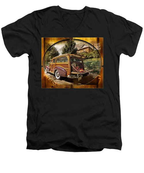 Roadside Picnic Men's V-Neck T-Shirt