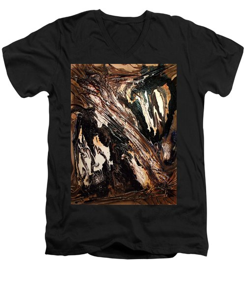 Rock Formation 1 Men's V-Neck T-Shirt