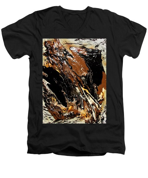 Rock Formation 2 Men's V-Neck T-Shirt