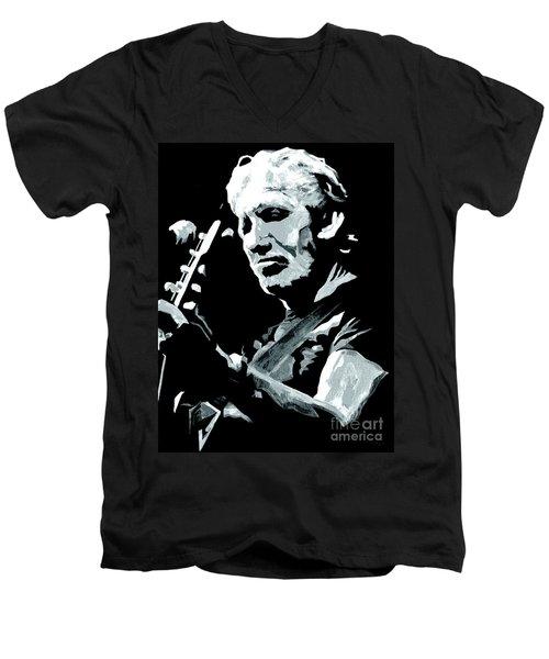 Roger Waters - Dark Side Men's V-Neck T-Shirt