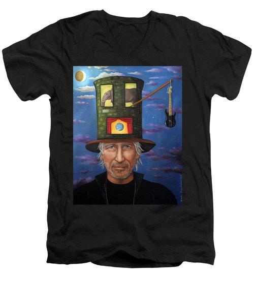Roger Waters Men's V-Neck T-Shirt