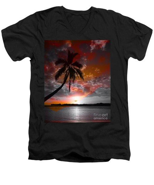 Romance II Men's V-Neck T-Shirt