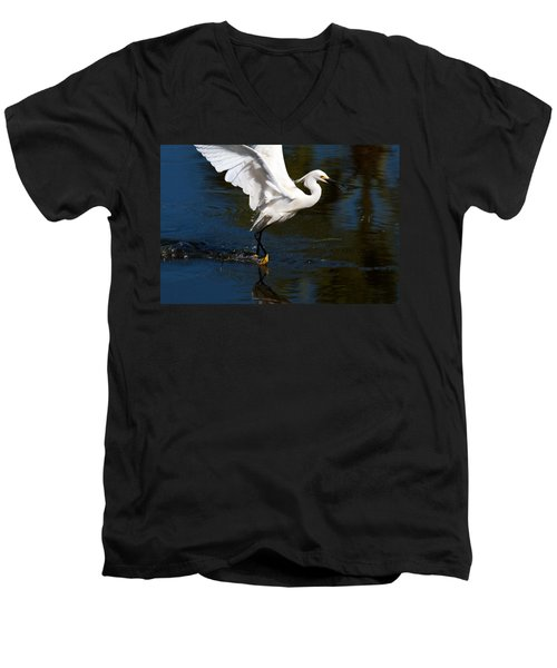 Rookery 15 Men's V-Neck T-Shirt