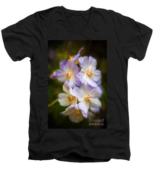 Rosa Canina Men's V-Neck T-Shirt