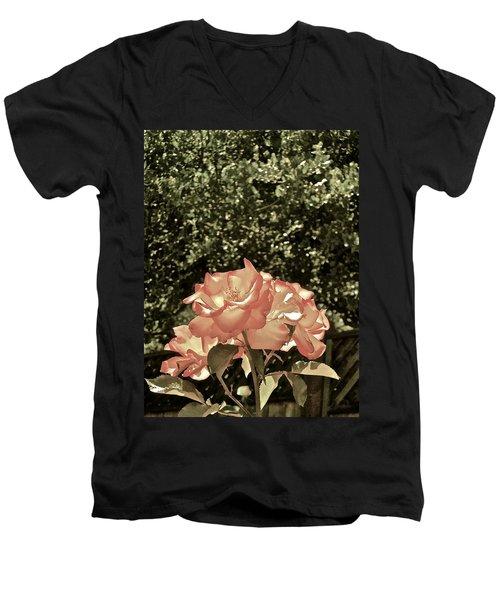 Rose 55 Men's V-Neck T-Shirt