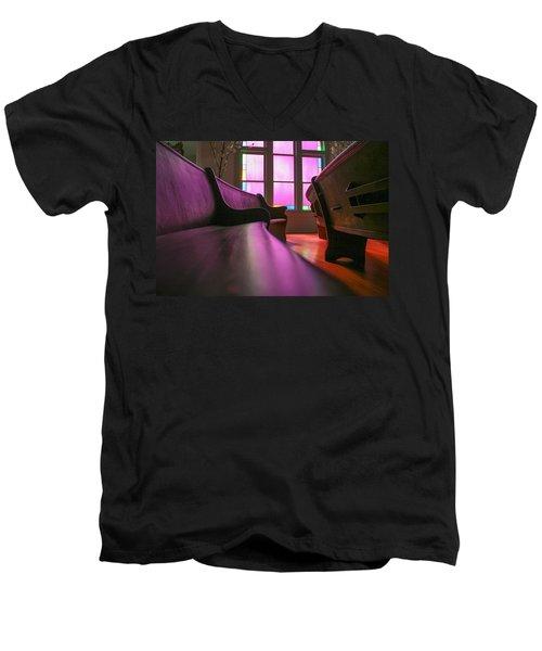 Rose Colored Glass 2 Men's V-Neck T-Shirt