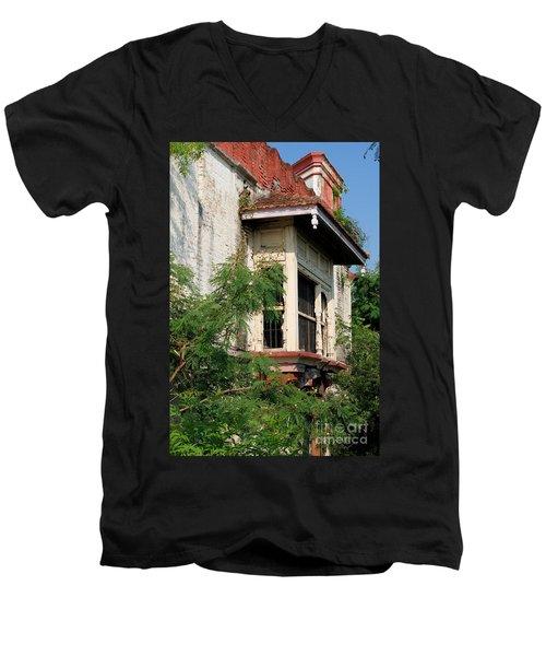 Royal Balcony Men's V-Neck T-Shirt