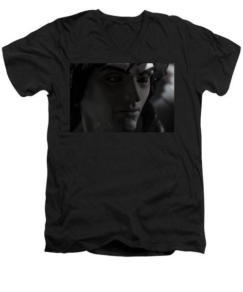 Sandman Portrait - Morpheus Men's V-Neck T-Shirt