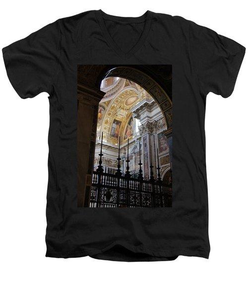 Santa Maria Maggiore Men's V-Neck T-Shirt