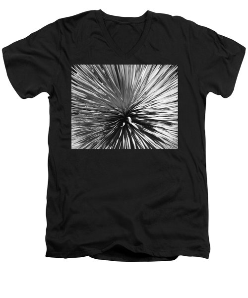 Sapphire Skies 2 Men's V-Neck T-Shirt