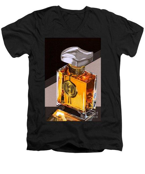 Scent Of Heaven Men's V-Neck T-Shirt