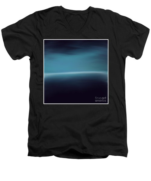 Sea Of Light Men's V-Neck T-Shirt