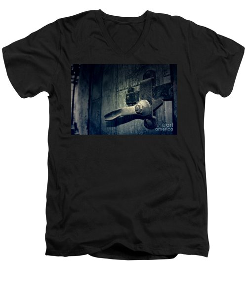Secrets Within Men's V-Neck T-Shirt