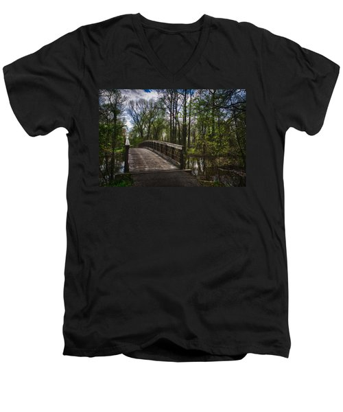 Seldom Men's V-Neck T-Shirt