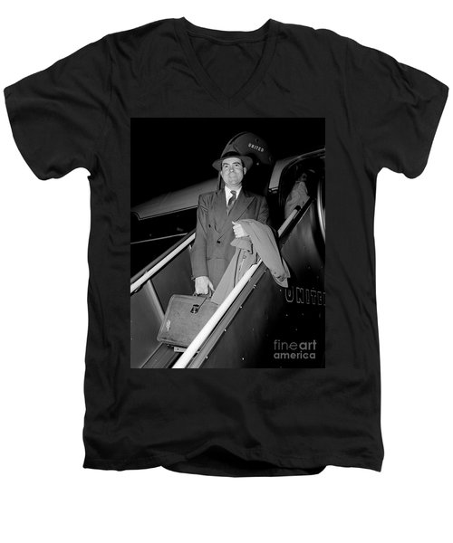 Senator Nixon 1952 Men's V-Neck T-Shirt