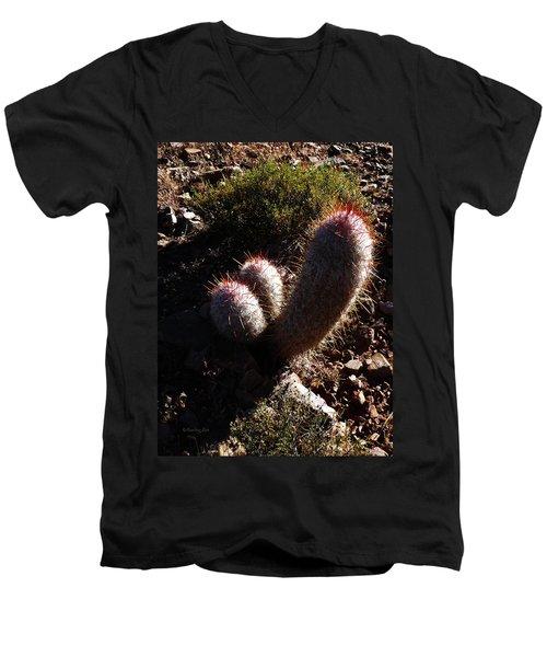 Senor Cacti Men's V-Neck T-Shirt