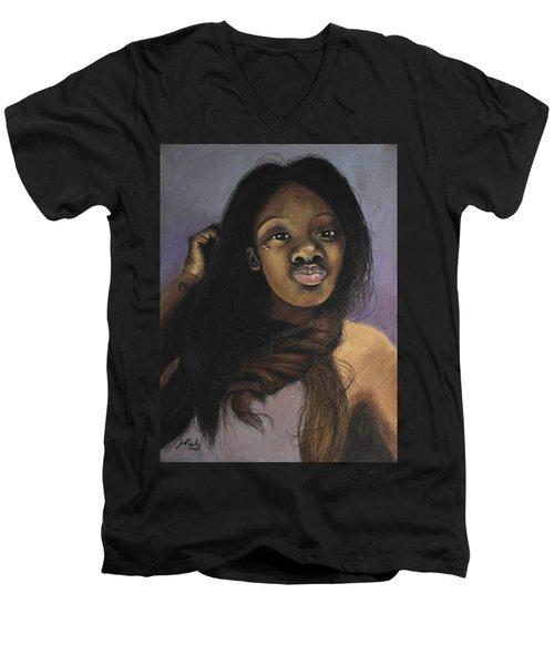 Sister Men's V-Neck T-Shirt