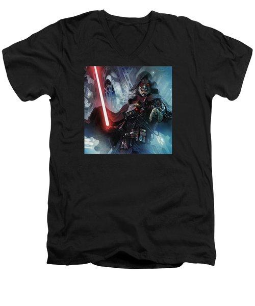 Sith Cultist Men's V-Neck T-Shirt
