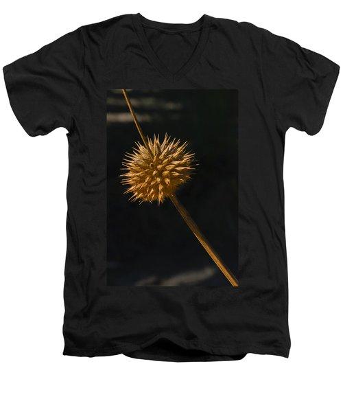 Sliding Down Men's V-Neck T-Shirt