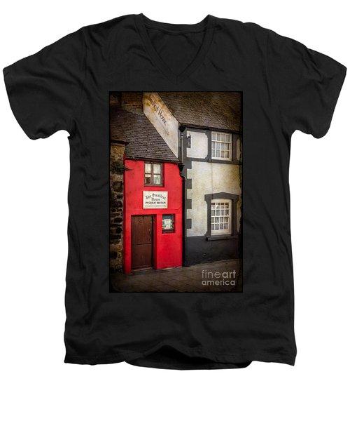 Smallest House Men's V-Neck T-Shirt