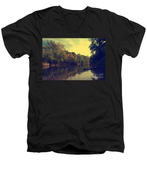 Solemnity Men's V-Neck T-Shirt