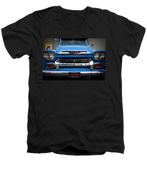 Something Bout A Truck Men's V-Neck T-Shirt