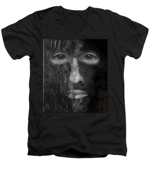 Soul Emerging Men's V-Neck T-Shirt