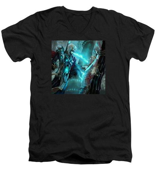 Soulfeeder Men's V-Neck T-Shirt