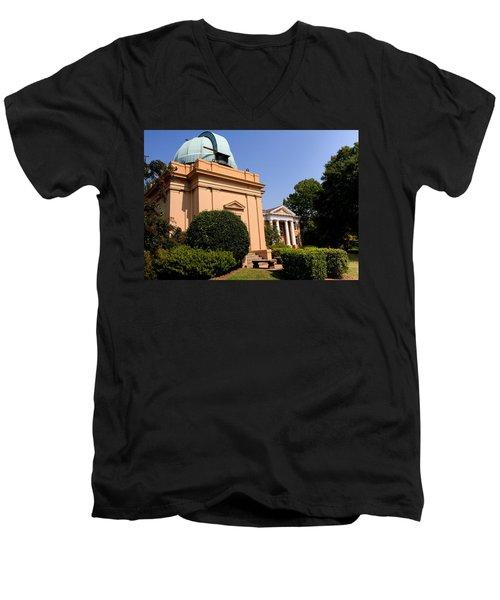 Southeastern Us Observatory Men's V-Neck T-Shirt