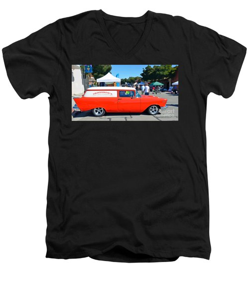 Special Delivery Men's V-Neck T-Shirt