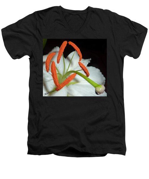 The Power 3 Men's V-Neck T-Shirt