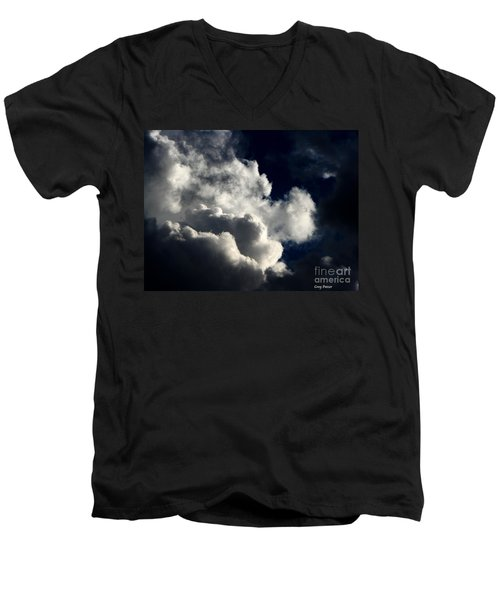 Spiritual Men's V-Neck T-Shirt