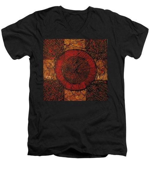 Spiritual Movement Men's V-Neck T-Shirt