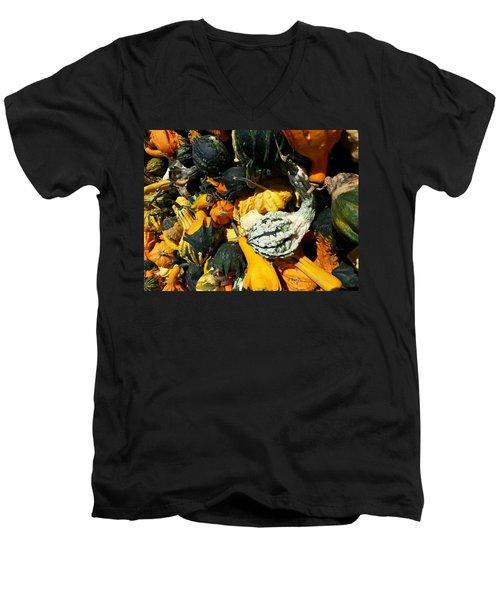 Squish Squash Men's V-Neck T-Shirt